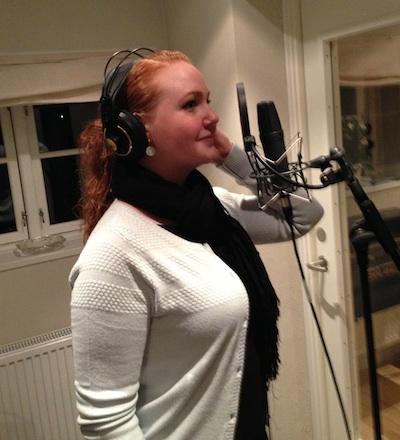 Anette Dyrlund -  Jønsson Studiet, 29.  nov. 2013.