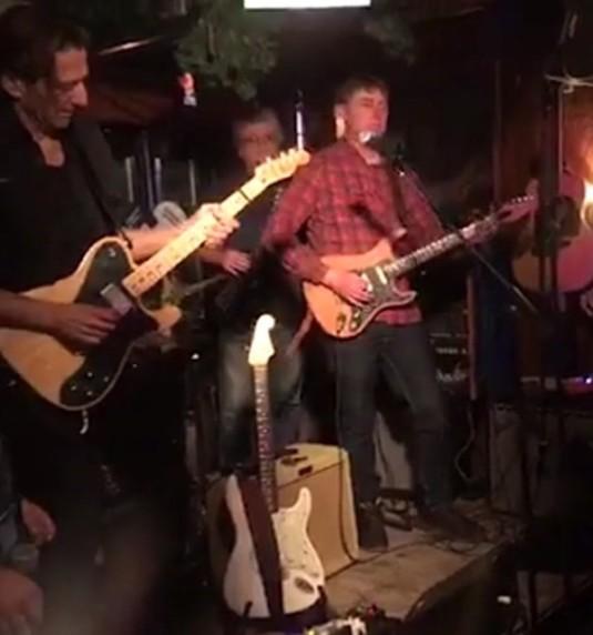 Video fra bluesjam