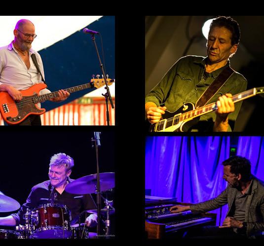 Blom, Brauner, Daugaard & Stenholm erstatter i Aarhus Jazz Festival